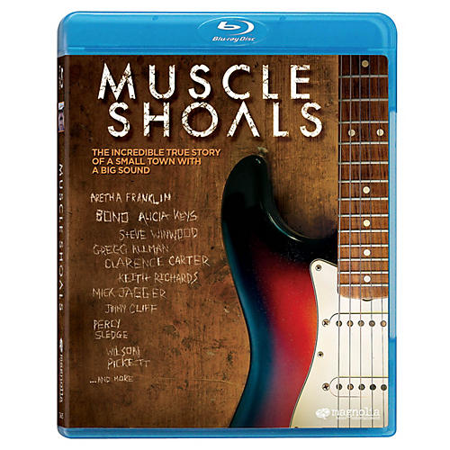 Magnolia Home Entertainment Muscle Shoals (Blu-Ray Disc) Magnolia Films Series DVD Performed by Various