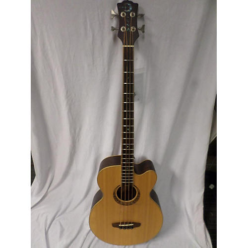 Luna Guitars Muse Acoustic Bass Guitar