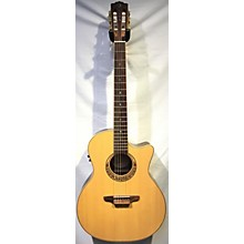 Luna Guitars Muse Nylon Acoustic Guitar