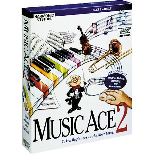 Harmonic Vision Music Ace 2 - CD-ROM Educator Version