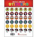 Hal Leonard Music Award Stickers Package thumbnail