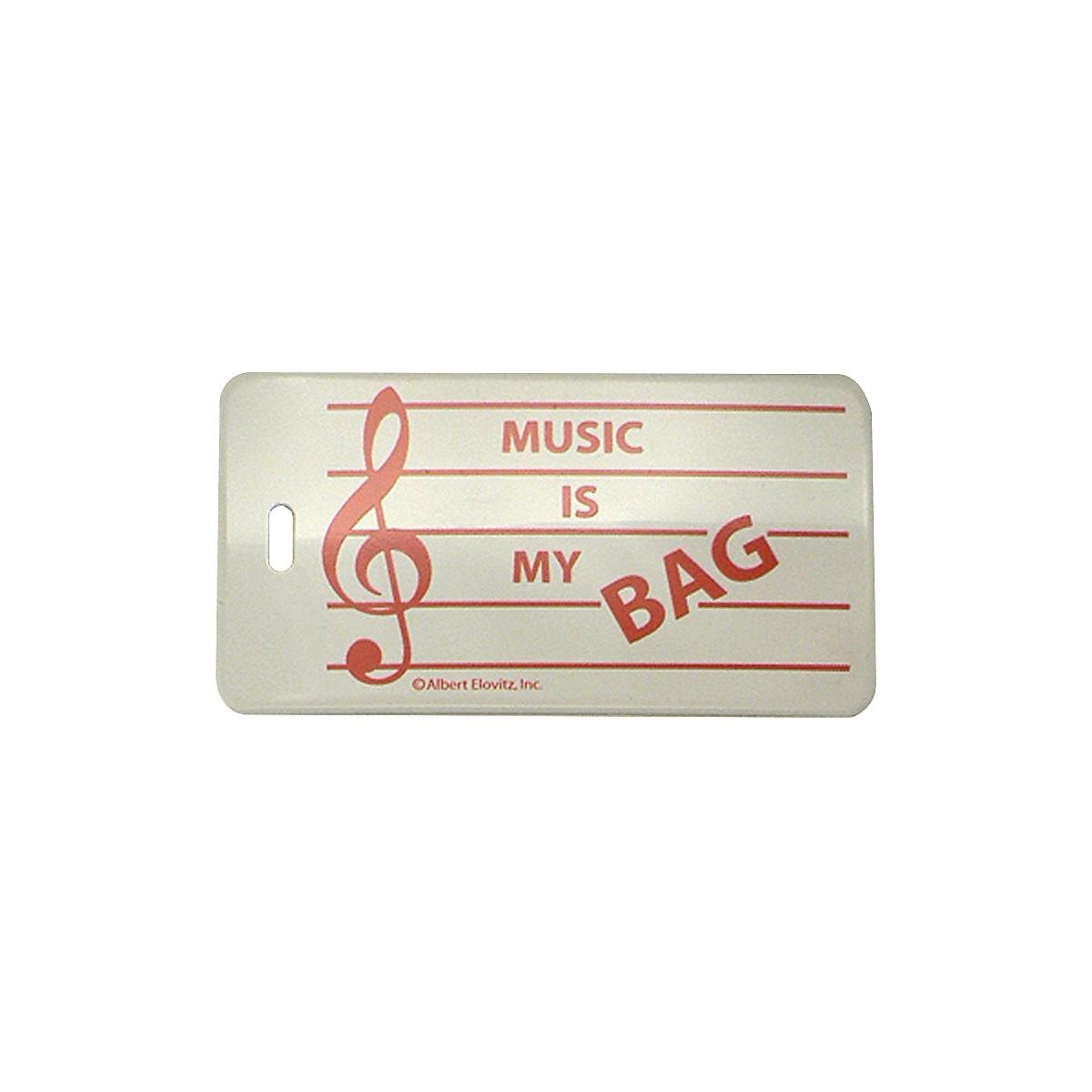 AIM Music/Bag ID Tag