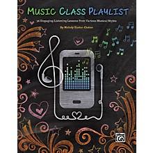 Alfred Music Class Playlist Teacher's Handbook