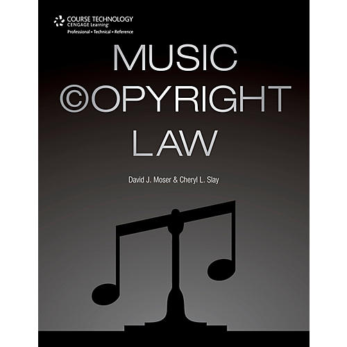 Cengage Learning Music Copyright Law