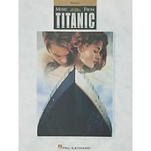 Hal Leonard Music From Titanic for Violin