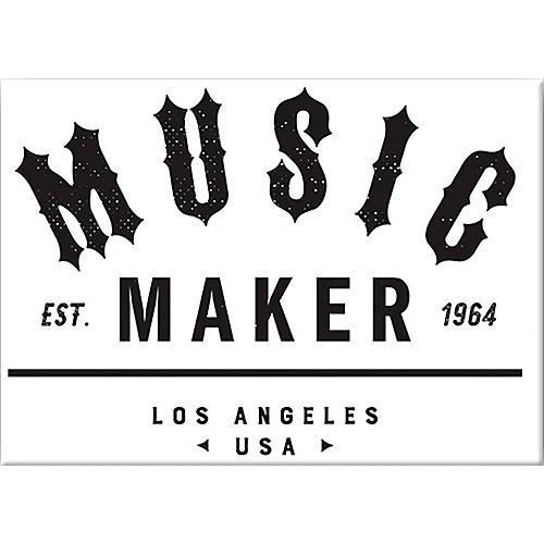 Guitar Center Music Maker Est. 1964 Magnet