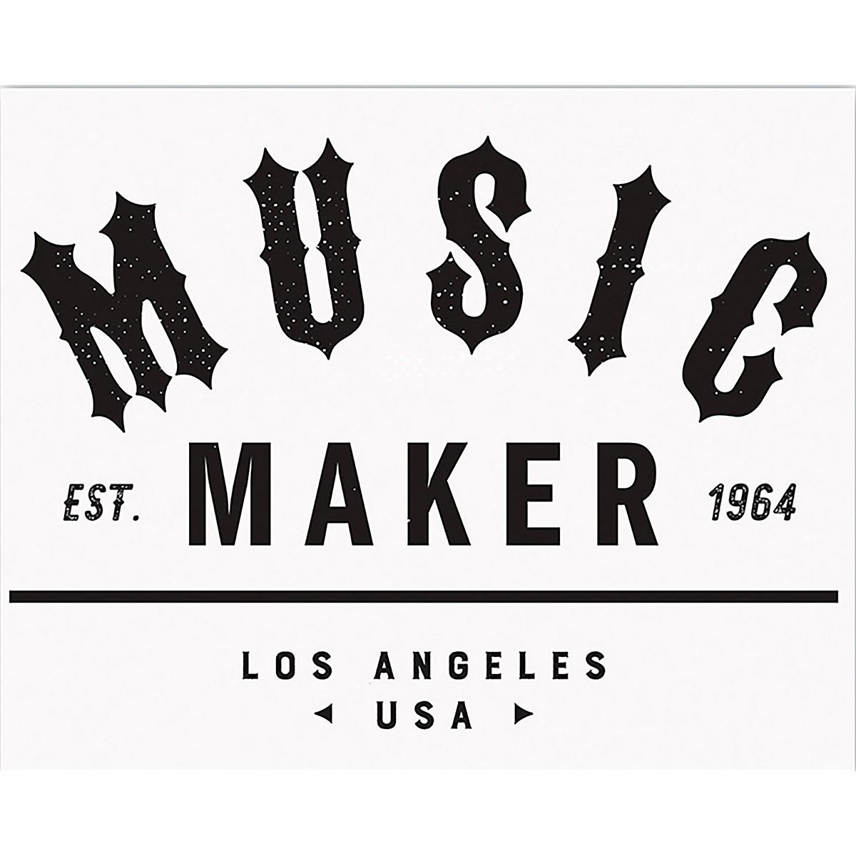 Guitar Center Music Maker Est. 1964 Sticker