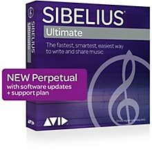 Sibelius Music Notation Software