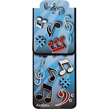 AIM Music Note Magnet Bookmark