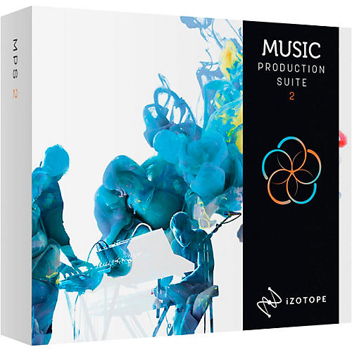 iZotope Music Production Suite 2: upgrade from Music Production Bundle 1 or 2