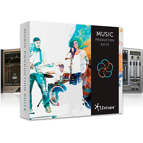 iZotope Music Production Suite Upgrade from Music Production Bundle 2