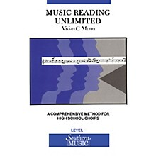 Southern Music Reading Unlimited (A Comprehensive Method for High School Choirs Level 1 Book (Student))