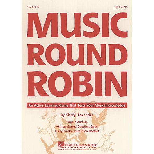Hal Leonard Music Round Robin (Game)
