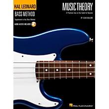 Hal Leonard Music Theory Bass Method Suppliment Book/Online Audio