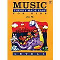 Alfred Music Theory Made Easy for Kids Level 1 Book thumbnail