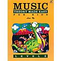 Alfred Music Theory Made Easy for Kids Level 2 Book thumbnail
