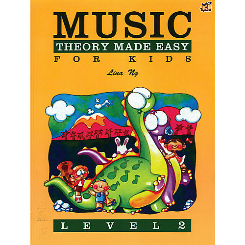 Alfred Music Theory Made Easy for Kids Level 2 Book