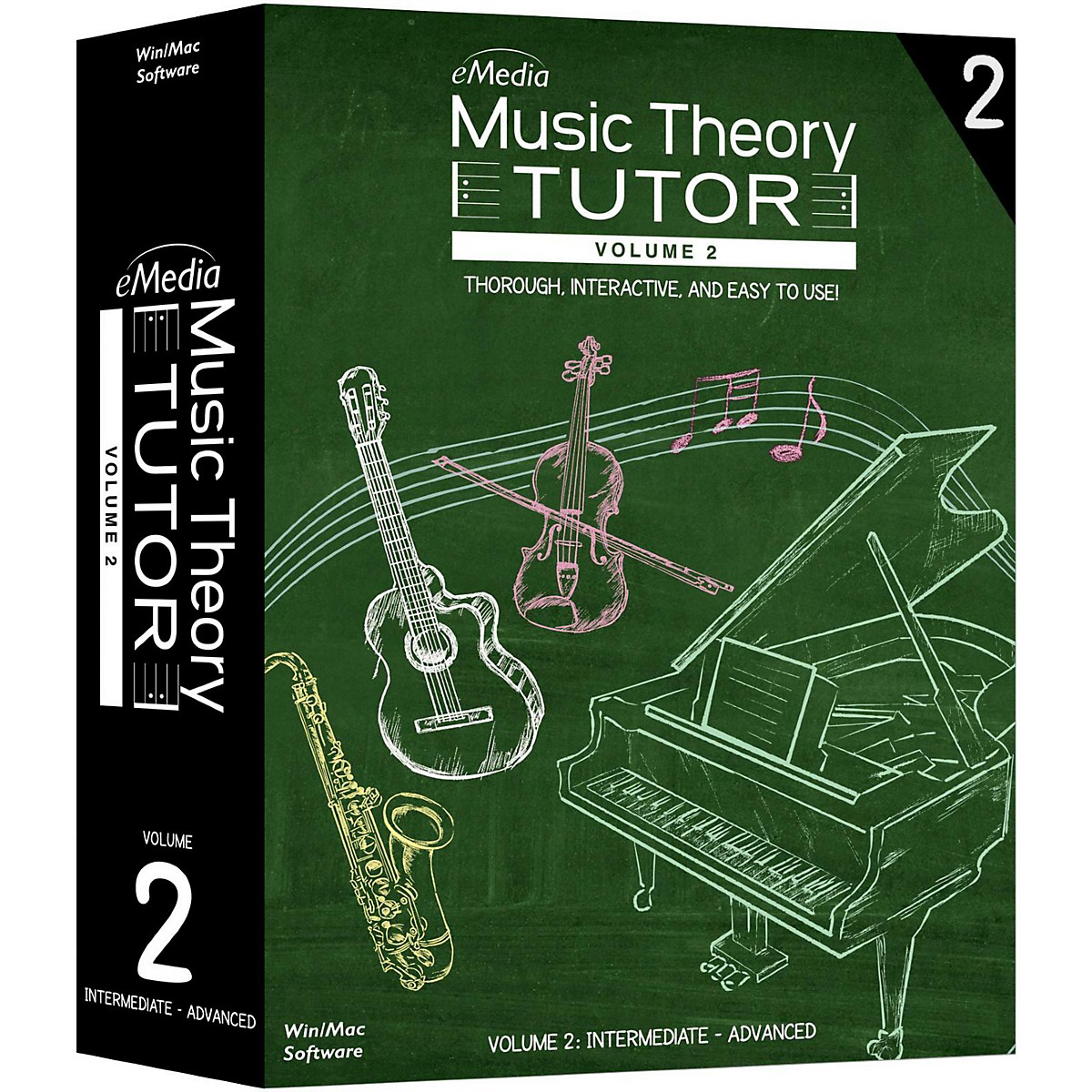 eMedia Music Theory Tutor Volume 2