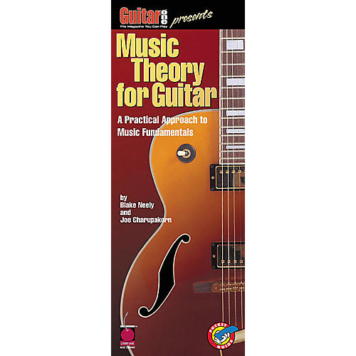 Cherry Lane Music Theory for Guitar Book