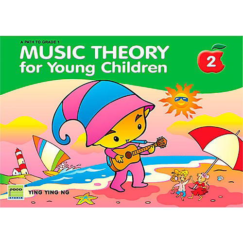 Alfred Music Theory for Young Children, Book 2 - 2nd Edition