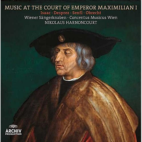 Alliance Music at the Court of Emperor Maximilian I
