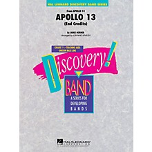 Hal Leonard Music from Apollo 13 Concert Band Level 1.5 Arranged by Johnnie Vinson