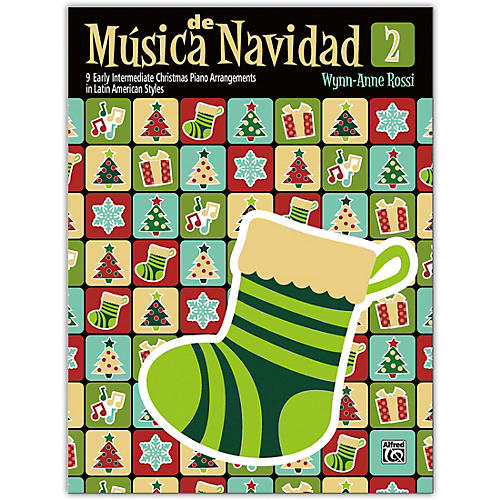 Alfred Musica de Navidad, Book 2 Early Intermediate