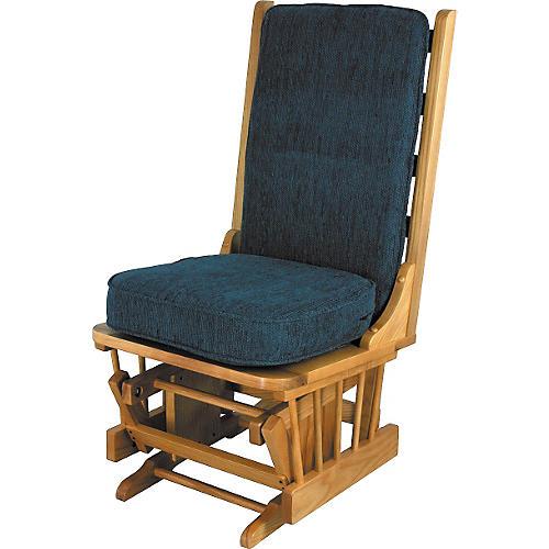 Pick N Glider Musician S Chair Navy Blue Guitar Center