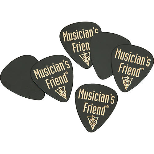 Musician's Friend Musician's Friend ABS Guitar Picks - 6 Pack