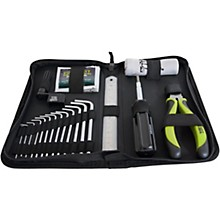 Instrument Maintenance Repair Cleaning Tech Tool Kit For Guitar Bass Parts Guitar Repairing Tool Kit Accessories Reliable Performance Security & Protection