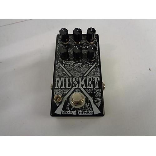 Blackout Effectors Musket Effect Pedal
