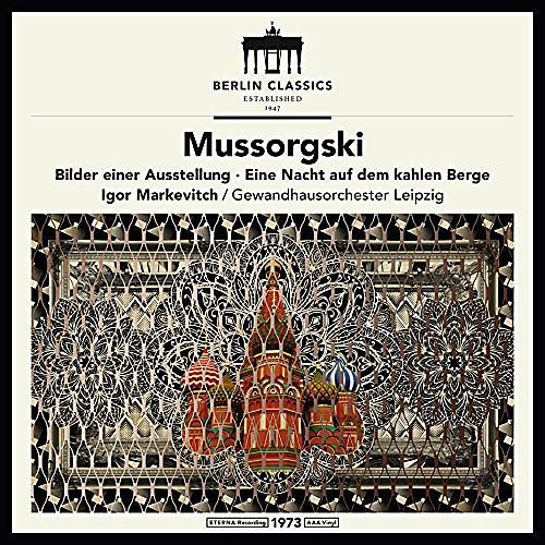 Alliance Mussorgsky: Pictures at an Exhibition