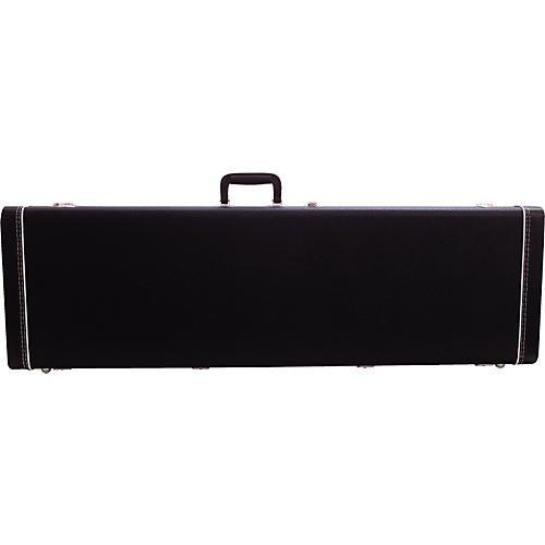 Fender Mustang Bass Guitar Case Black