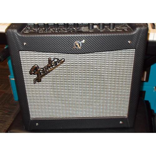 Fender Mustang I 20W 1X8 Black Guitar Combo Amp