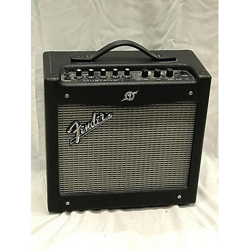 used fender mustang i 20w 1x8 guitar combo amp guitar center. Black Bedroom Furniture Sets. Home Design Ideas