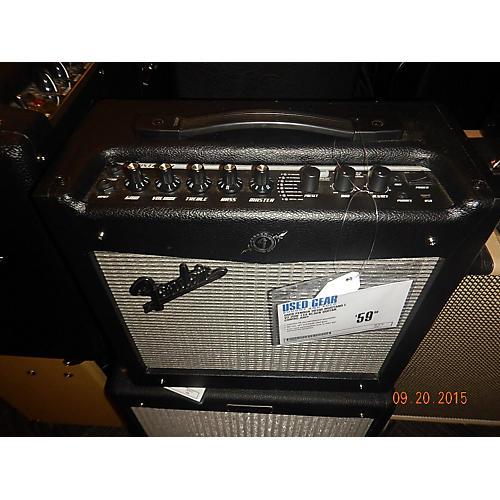 Fender Mustang I V2 20W 1X8 Black Guitar Combo Amp