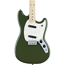 Mustang Maple Fingerboard Olive Green