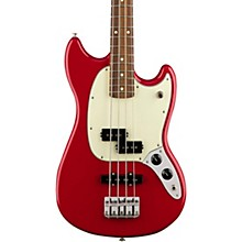 Mustang PJ Bass Pau Ferro Fingerboard Torino Red