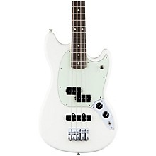 Mustang PJ Bass, Rosewood Fingerboard Olympic White