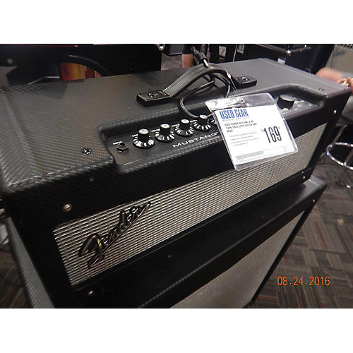 Fender Mustang V HD 150W Solid State Guitar Amp Head