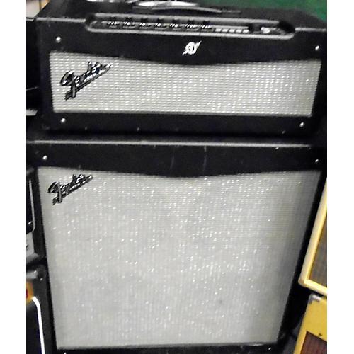 used fender mustang v half stack 150w guitar stack guitar center. Black Bedroom Furniture Sets. Home Design Ideas