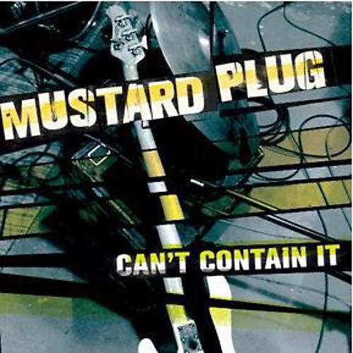 Alliance Mustard Plug - Can't Contain It