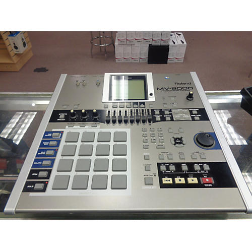 Roland Mv 8000 Production Controller