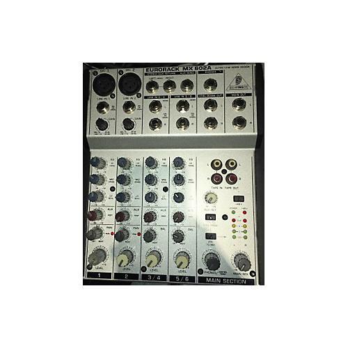 Behringer Mx602a Powered Mixer