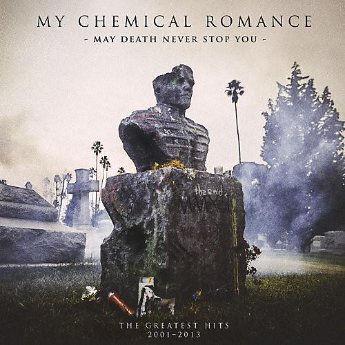 Alliance My Chemical Romance - May Death Never Stop You