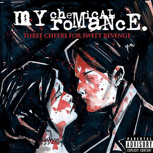 WEA My Chemical Romance - Three Cheers For Sweet Revenge (Explicit)(Vinyl)