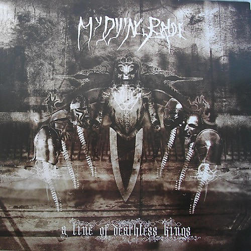 Alliance My Dying Bride - Line of Deathless Kings