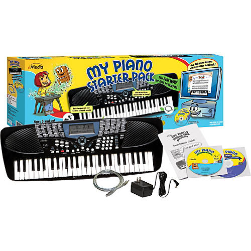 eMedia My Piano Starter Pack for Kids