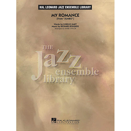 Hal Leonard My Romance Jazz Band Level 4 Arranged by Mark Taylor