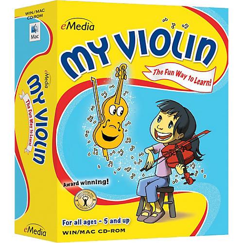 Emedia My Violin (CD-ROM)